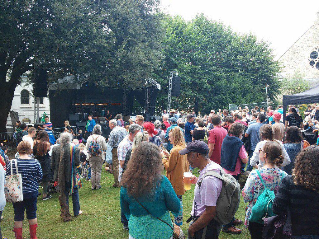 Stroud Fringe Main Stage