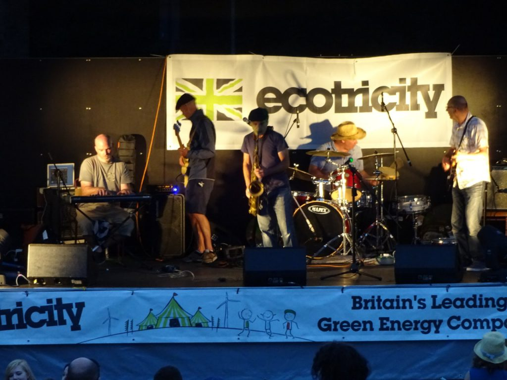 Ecotricity Stage