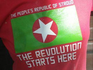 The revolution starts here