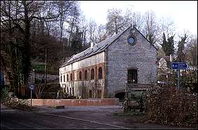 Churches Mill at Woodchester