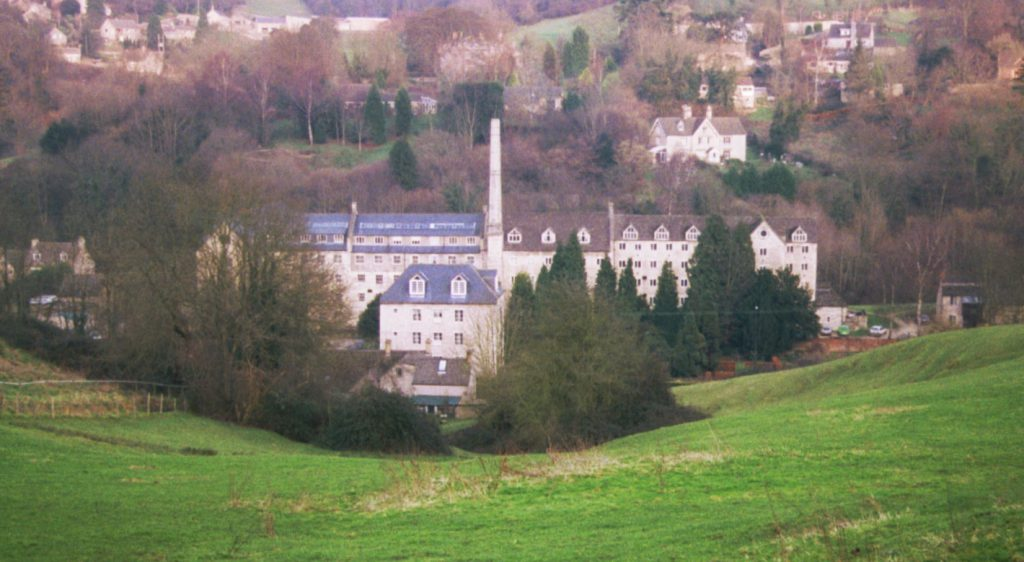 Dunkirk Mill Nailsworth Feb 2000