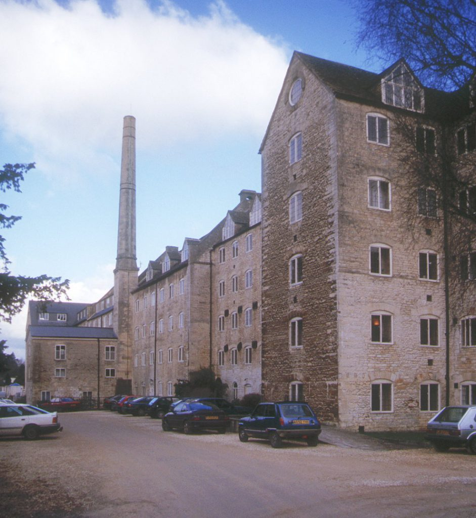 Dunkirk Mill near Nailsworth - Jan 2000