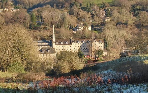 Dunkirk Mill near Nailsworth