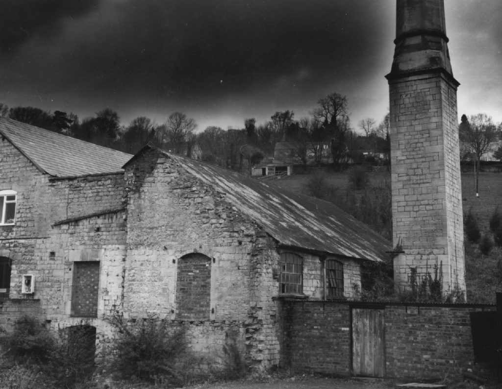 Holcome Mill in 1990