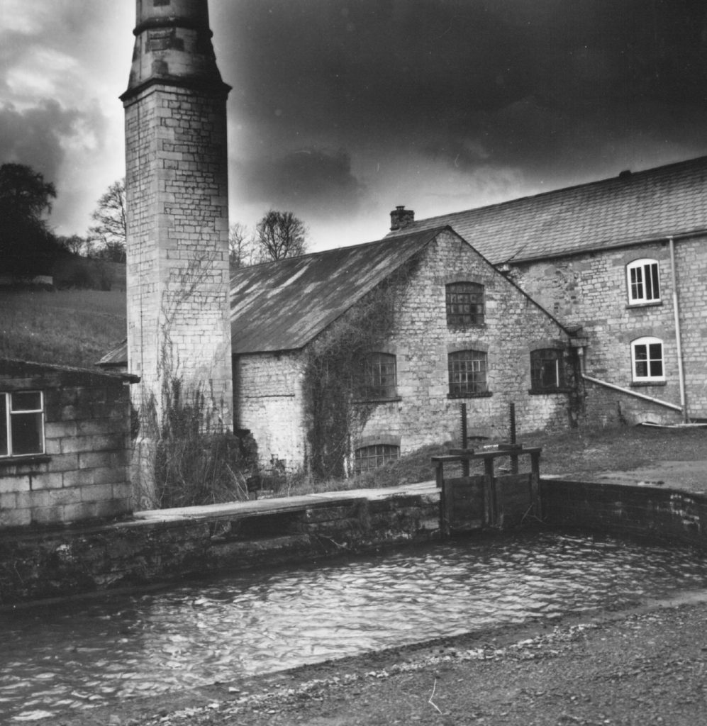 Holcombe Mill in 1990