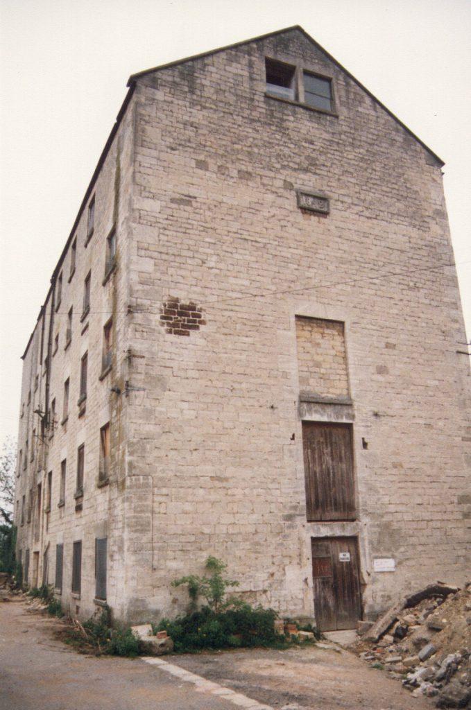 Kimmins Mill at Dudbridge 1988
