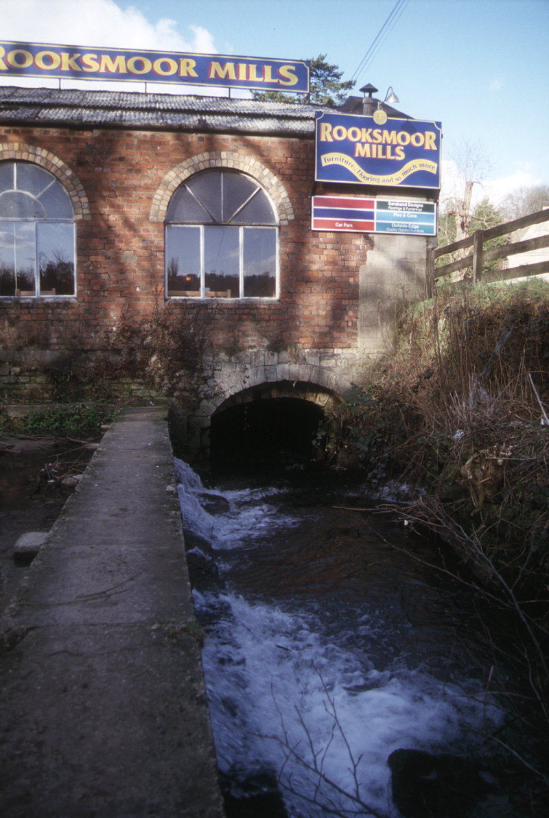 Rooksmoor Mill January 2000