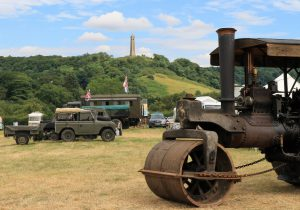 Lister Tyndale steam rally