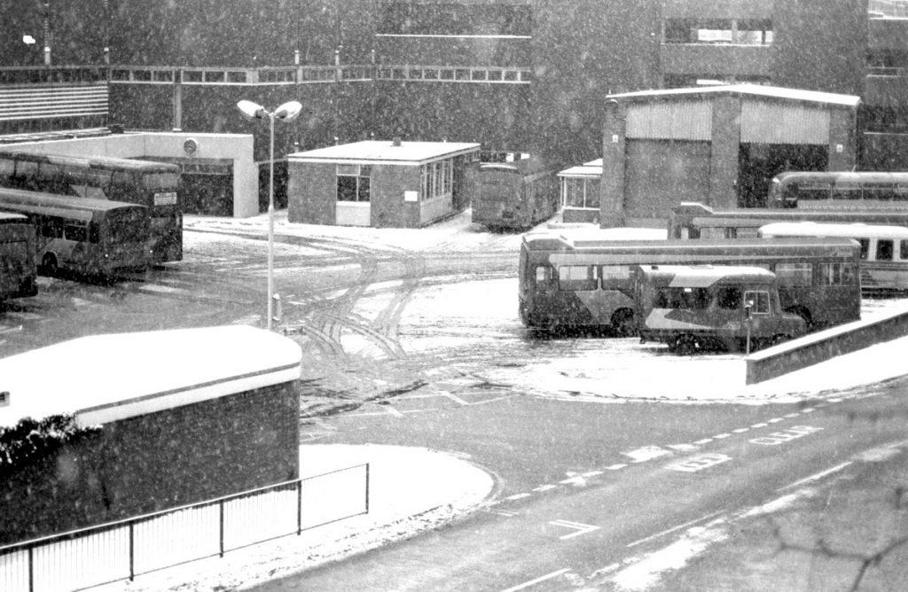 Bus Station 1998