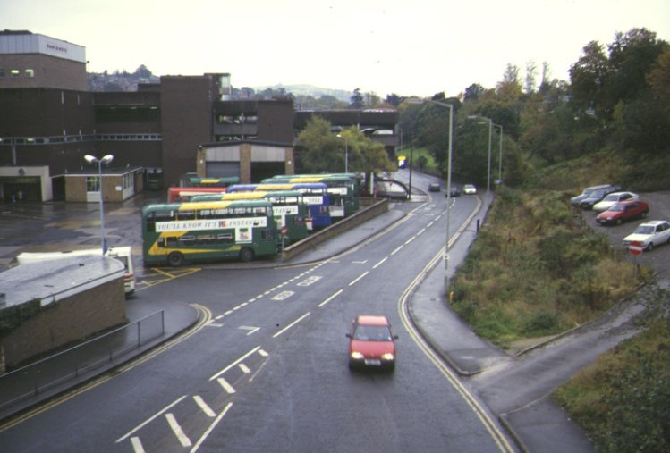 Bus Station 1999