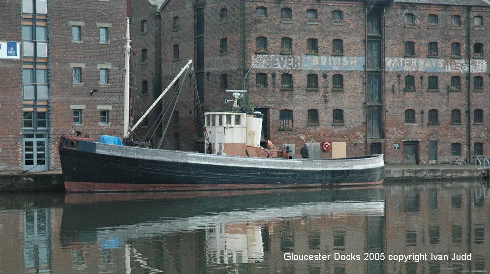 Gloucester Docks 2005