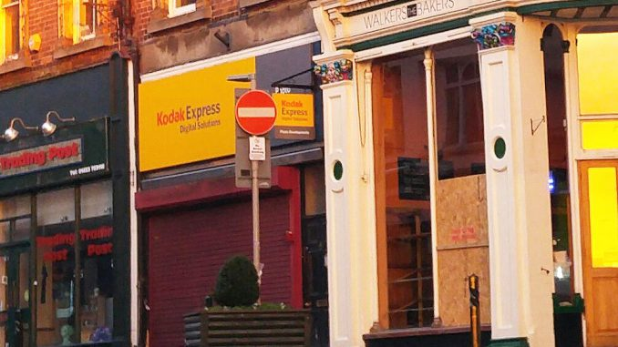Koda Express in Stroud Closes