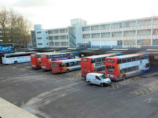 Gloucester Old Bus Station