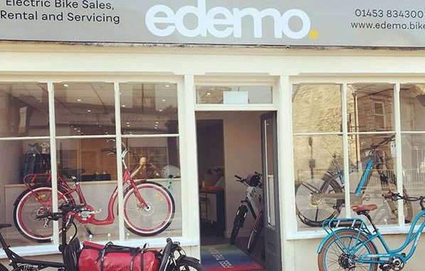 electric bike shop opens in Nailsworth