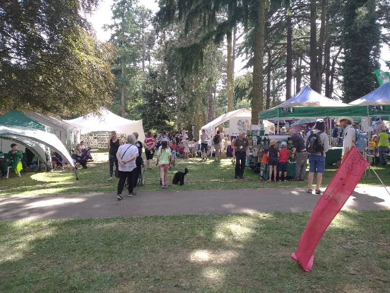 Stroud Nature 2019 at Stratford Park
