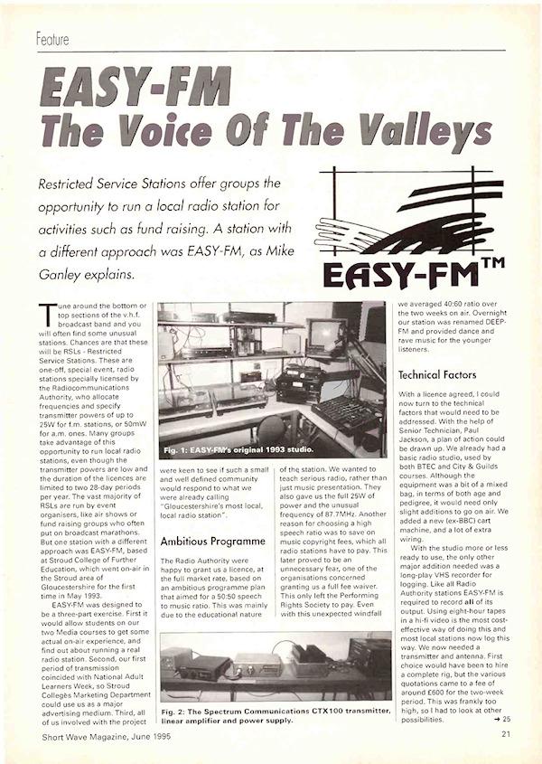 Stroud Easy-FM
