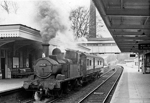 Stroud Autotrain or Railcar