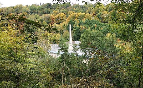 Holcombe Mill Avening