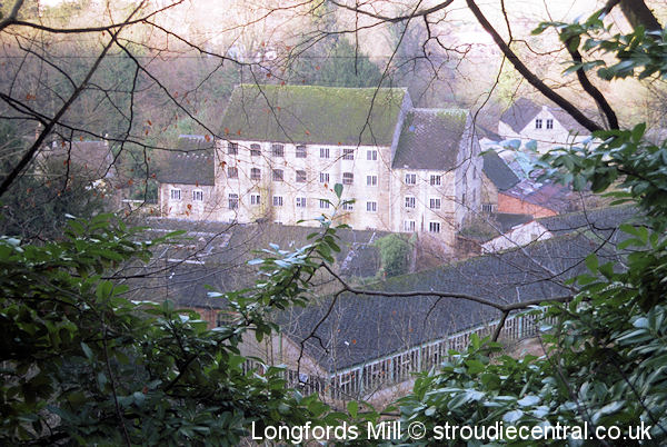 Longfords Mill Nailsworth