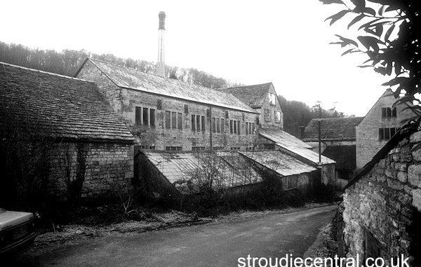 Longfords Mill - Minchinhampton