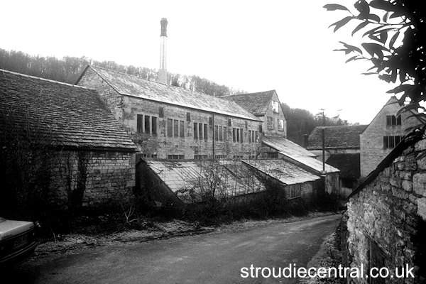 Longfords Mill - Minchinhampton
