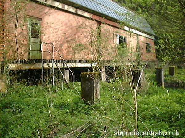 longfords mill old shed