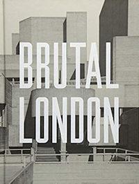 Book called Brutal London