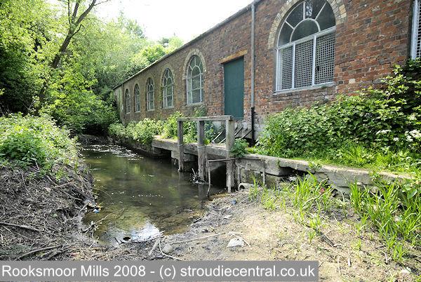 Rooksmoor Mill in 2008