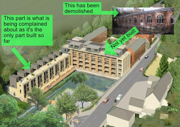Rooksmoor Mills Development