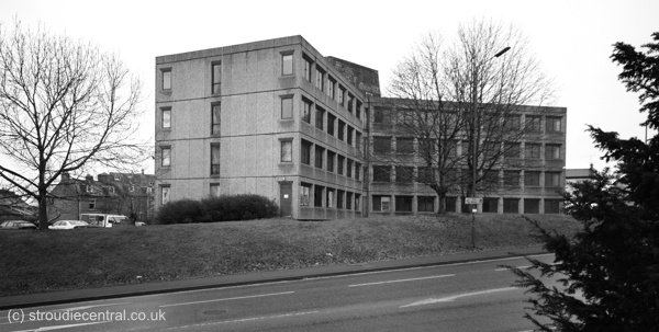Tricorn House in Stroud