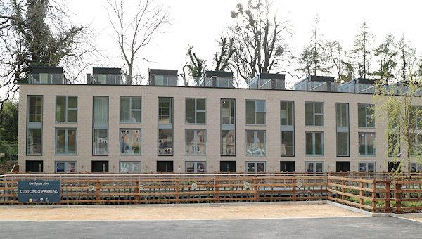 new apartments at Rooksmoor Mills