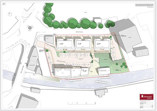 Stroud Wallbridge development